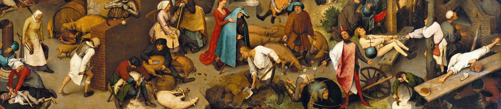 Taal - Pieter-Brueghel-de-oude-gezegden-1920x420