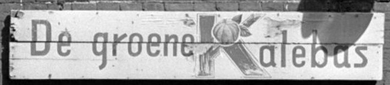 Groene Kalebas bord 1920x420