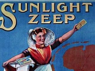 Sunligh zeep reclame