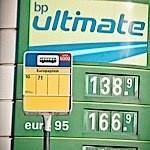 Benzineprijs - Foto: Joris Cornielje