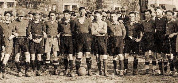 Voetbal historisch