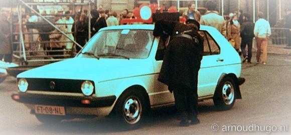 1980 Politie op Dam