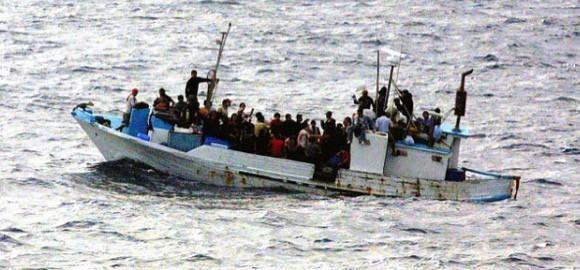 Vluchtelingen geld