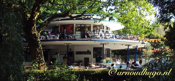 Blauwe Theehuis Vondelpark