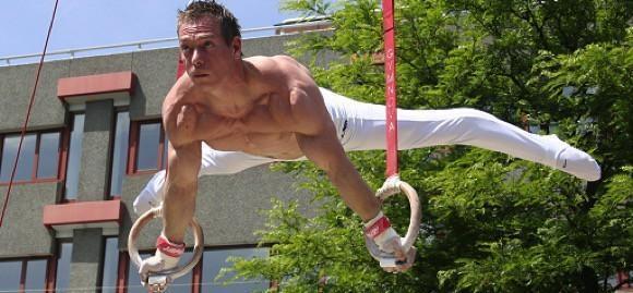 Yuri van Gelder in 2008