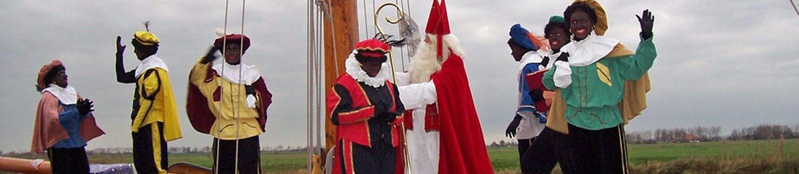 Sinterklaas reetveegpieten