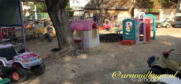 Crèches in de kibboets