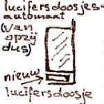 Lucifersdoosjesautomaat