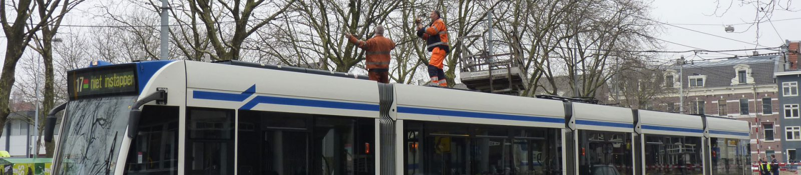 2009: Leuke vrouwen in de tram