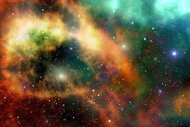 Voor straf levenslang de kosmos in