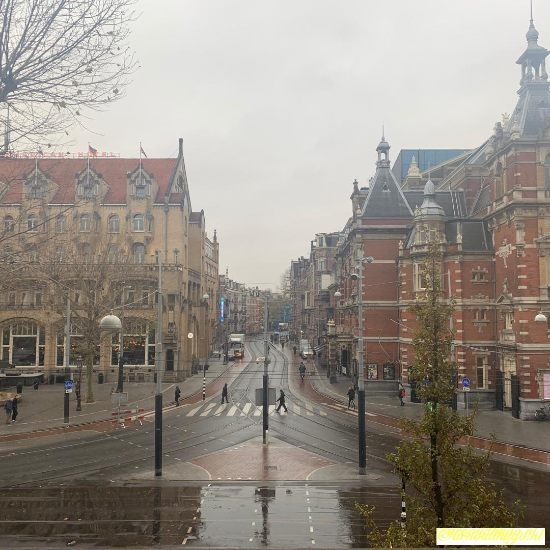 Marnixstraat Amsterdam