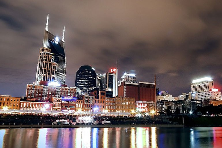 Nashville christenen en moslims