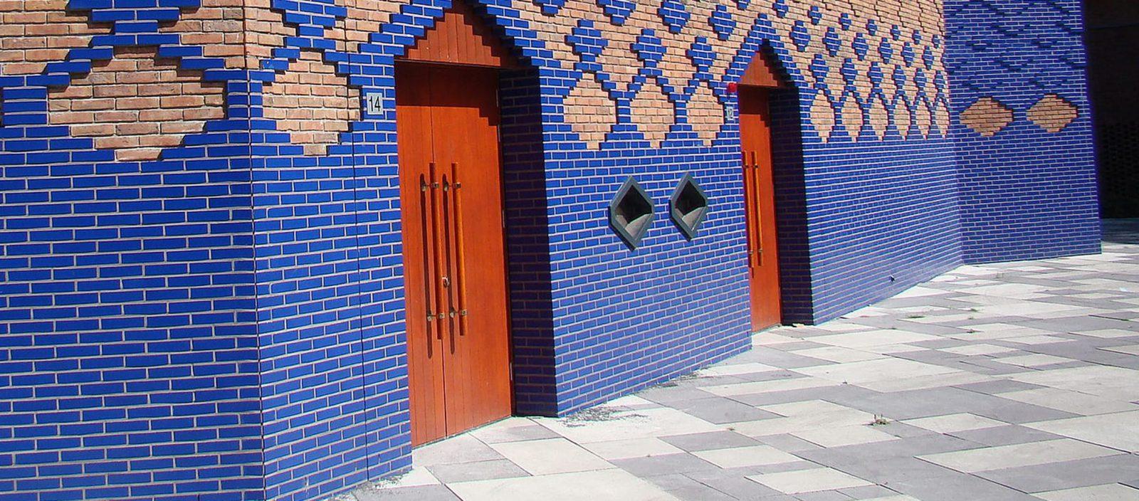 Blauwe Moskee - wikipedia