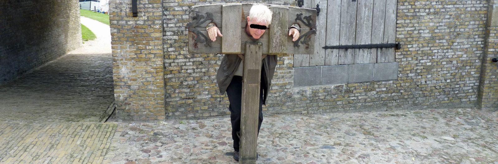 Een middeleeuwse straf voor Gökmen graag
