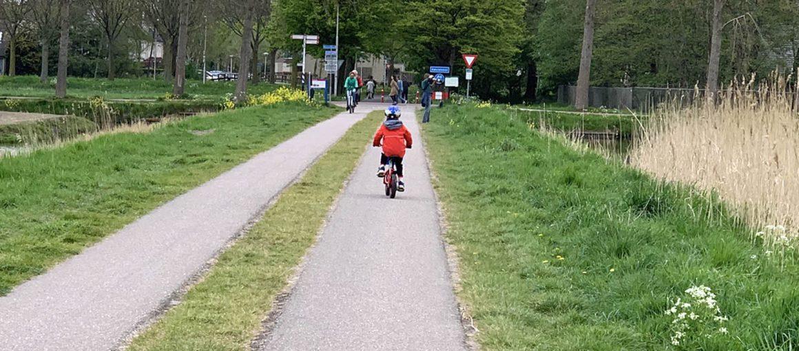 ZKKH op de fiets